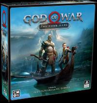 God of War: The Card Game God of War: The Card Game - God of War: The Card Game, CMON Limited, 2019