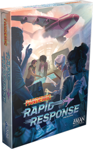 Pandemic: Rapid Response, Z-Man Games, 2019