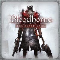 Bloodborne: The Board Game, CMON Limited, 2019 — front cover