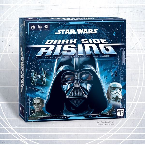 Star Wars: Dark Side Rising, The OP, 2019 (image provided by the publisher)