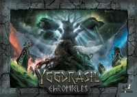Yggdrasil Chronicles, Ludonaute, 2019 — front cover (image provided by the publisher)