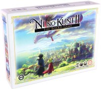 Ni no Kuni II: The Board Game, Steamforged Games, (date unknown)