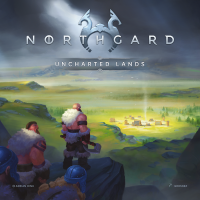 Northgard: Uncharted Lands, Shiro Games, 2020 — front cover (image provided by the publisher)