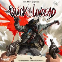 The Quick and the Undead, Inside Up Games, 2020 — front cover