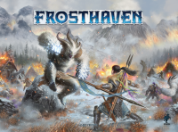 Frosthaven, Cephalofair Games, 2020 — front cover