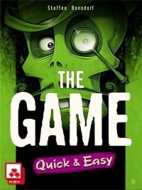 The Game: Quick & Easy, Nürnberger-Spielkarten-Verlag, 2020 — front cover
