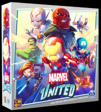 Marvel United, CMON Limited / Spin Master Ltd. — cover - News