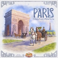Paris, Game Brewer, 2020 - front cover