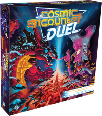 Cosmic Encounter Duel, Fantasy Flight Games, 2020 (image provided by the publisher)