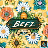 Beez, Next Move Games, 2020 — front cover (image provided by the publisher)