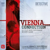 Vienna Connection, Portal Games, 2020 — front cover