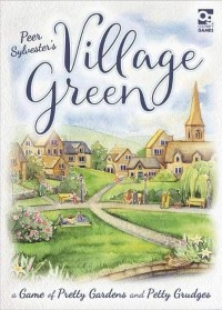 Village Green, Osprey Games, 2020 — front cover