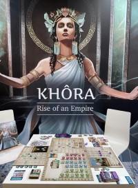 Khôra: Rise of an Empire, IELLO, 2020