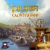 Praga Caput Regni, Delicious Games, 2020 — front cover (image provided by the publisher)