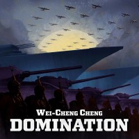 Domination, PHALANX, 2020/2021 — front cover (image provided by the publisher)