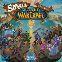 Small World of Warcraft, Days of Wonder / Blizzard Entertainment, 2020 — front cover (image provided by the publisher)