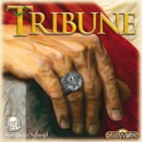 Tribune, Spielworxx, 2020 — front cover (image provided by the publisher)