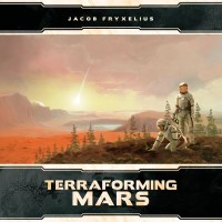 Terraforming Mars: Big Box, FryxGames / Stronghold Games, 2020 — front cover (image provided by the publisher)