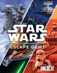 Star Wars Escape Game, Space Cowboys, 2020 — front cover, French edition