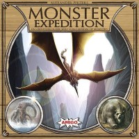 Monster Expedition, AMIGO, 2020 — front cover