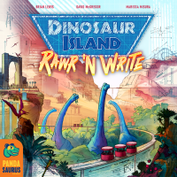 Dinosaur Island: Rawr