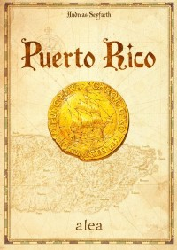 Puerto Rico, Ravensburger, 2020 — front cover (image provided by the publisher)