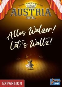 Grand Austria Hotel: Let