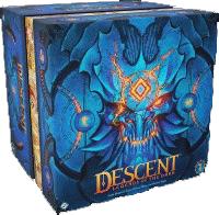 Descent: Legends of the Dark, Fantasy Flight Games, 2021