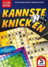 Kannste knicken, Schmidt Spiele, 2021 — front cover