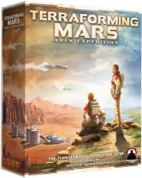 Terraforming Mars: Ares Expedition, FryxGames / Stronghold Games, 2021