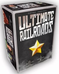 Ultimate Railroads, Hans im Glück, 2021 (image provided by the publisher)