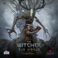 The Witcher: Old World, Go On Board / CD Projekt RED, 2022 — front cover (image provided by the publisher)