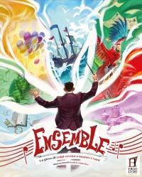 Ensemble, Ergo Ludo Editions, 2021 — front cover, Italian edition