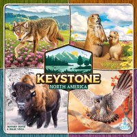 Keystone: North America, Rose Gauntlet Entertainment, 2021 — front cover (image provided by the publisher)