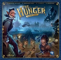 The Hunger, Origames / Renegade Game Studios, 2021 — front cover (image provided by the publisher)