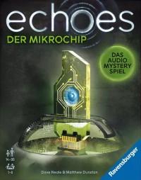 echoes: Der Mikrochip, Ravensburger, 2021 — front cover