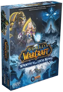 World of Warcraft: Wrath of the Lich King, Z-Man Games, 2021