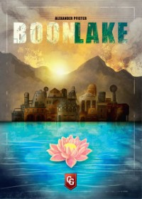 Boonlake, Capstone Games, 2021 — front cover (image provided by the publisher)