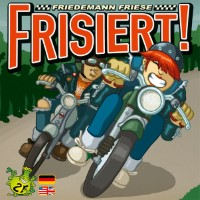 Frisiert, 2F-Spiele, 2021 - front cover (image provided by the publisher)