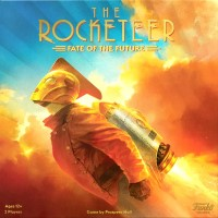 The Rocketeer: Fate of the Future, Funko Games, 2021 — front cover (image provided by the publisher)
