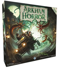 Arkham Horror (Third Edition) Arkham Horror (3. Edition) -
