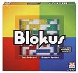 Mattel Games BJV44 - Blokus Strategiespiel und Gesellschaftsspiel, geeignet für 2 - 4 Spieler,...