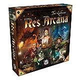 Sand Castle Games SCGD0001 Res Arcana, Mehrfarbig