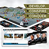 LEADERS - the Combined Strategy Game von rudy games - spannendes Brettspiel mit App Unterstützung...