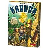 Haba 300932 - Karuba, Strategie- und Brettspiel für die ganze Familie, ein fesselndes Legeabenteuer...