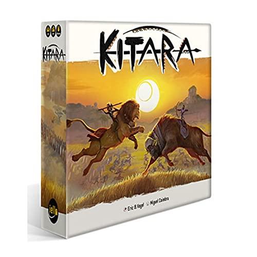 Kitara - Brettspiel (DE), für 1-4 Spieler, ab 10 Jahren