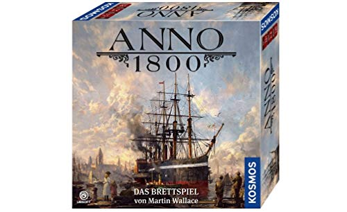 Anno 1800 - Brettspiel Review