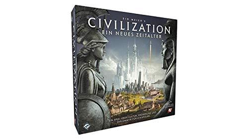 Top 50 Brettspiele - Sid Meier's Civilization – Ein neues Zeitalter