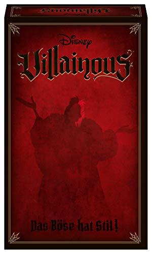 Ravensburger Spiele 26958 26958-Disney Villainous-Das Böse hat Stil