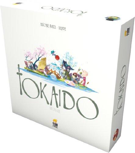 Top 10 Thematische Brettspiele - Tokaido